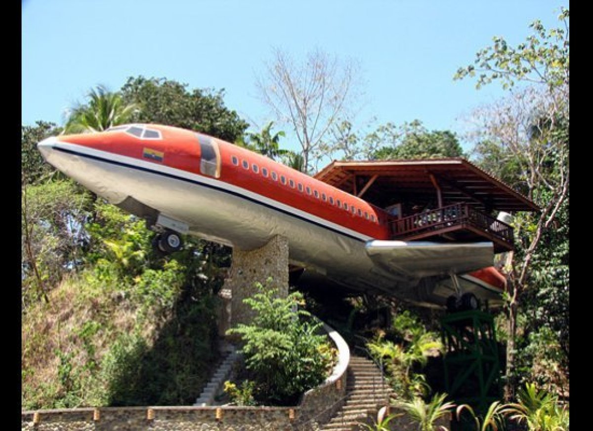 "<strong>Hotel Costa Verde 727 Fuselage</strong><em>Costa Verde, Costa Rica</em><b>More from <a rel=""nofollow"" target="""" href="