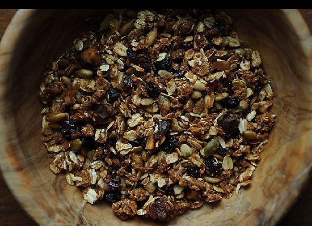 I have struggled for years to find granolas that I like that don't have any nuts in them. Both my husband and I have nut alle
