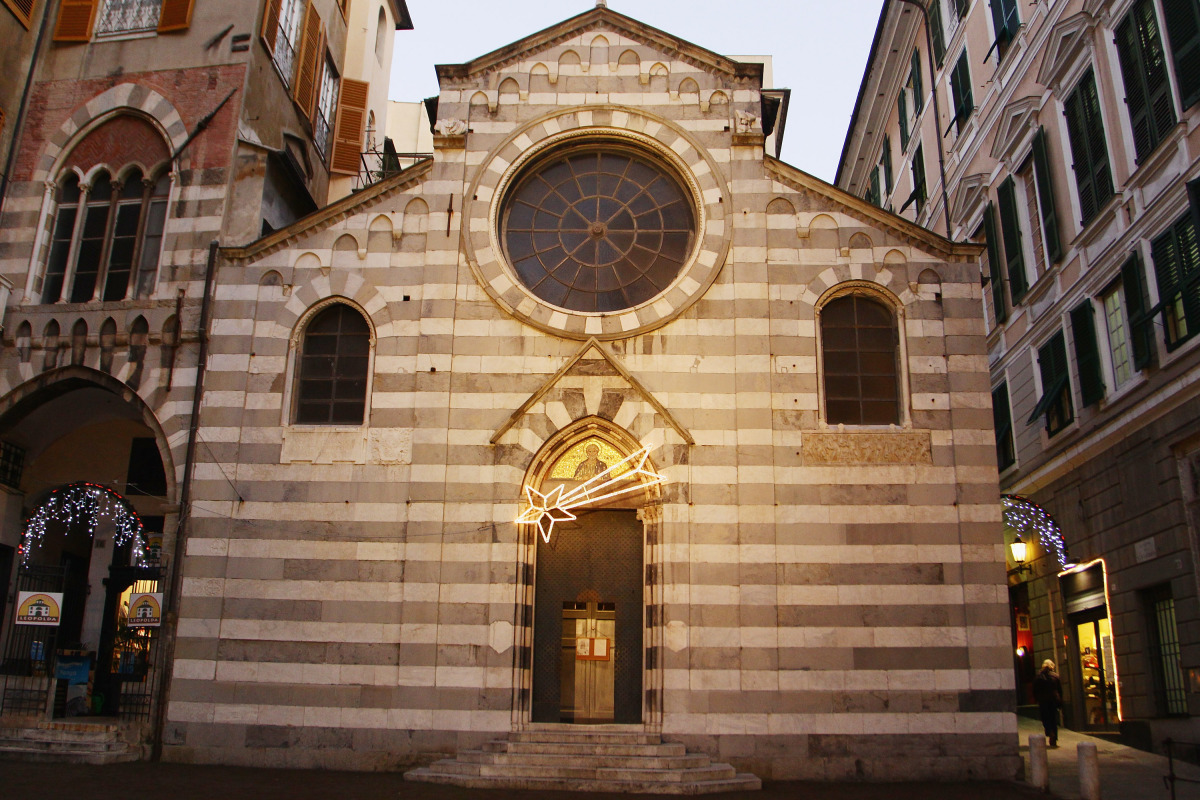 The church of San Matteo (Photo by Vittorio Zunino Celotto/Getty Images)
