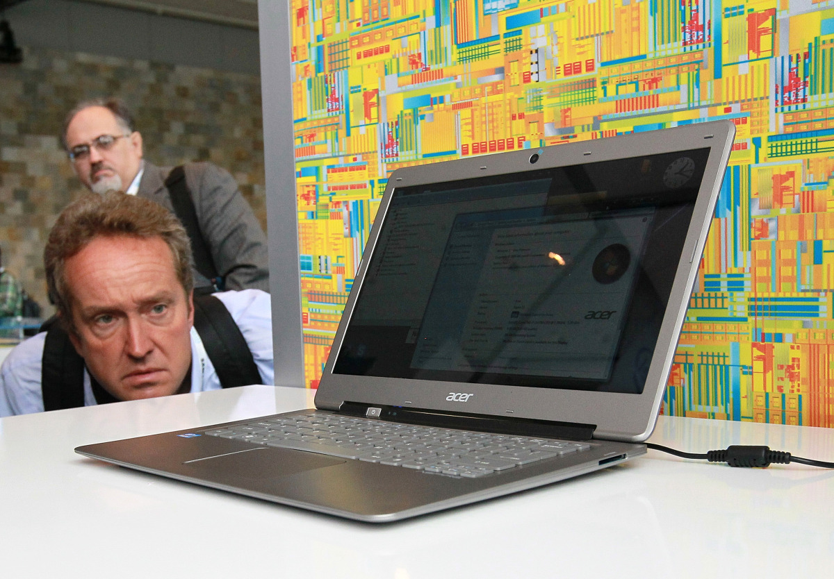 """Wired called it the <a href=""""http://www.wired.com/gadgetlab/2012/01/ces-preview-ultrabooks/"""" target=""""_hplink"""">""""year's hottest"""