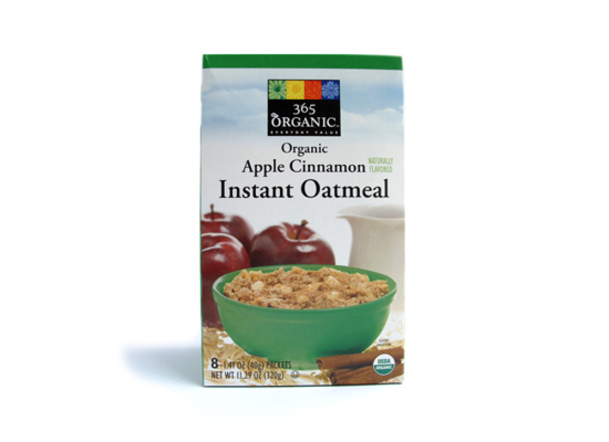 "<b>Comments:</b> Good-sized apple chunks."" ""Good apple flavor -- enjoyable."" ""I really like the balance of cinnamon to apple"