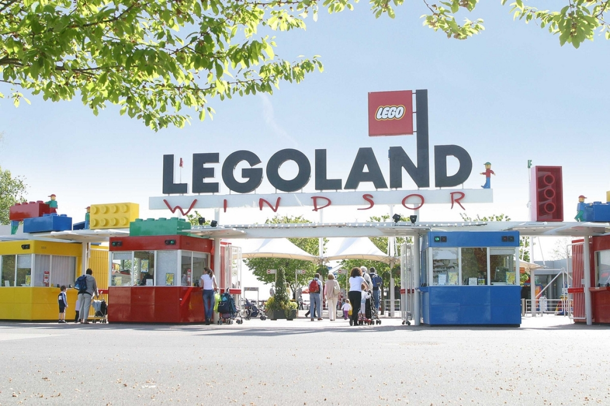 Legoland Windsor/The LEGO Group