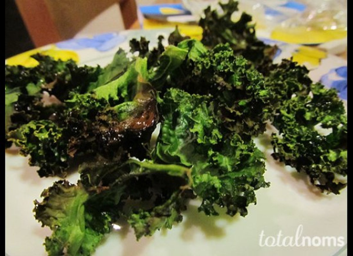 On top of delivering a raft of cancer-fighting antioxidants, kale is one of the vegetable world's top sources of vitamin A, w