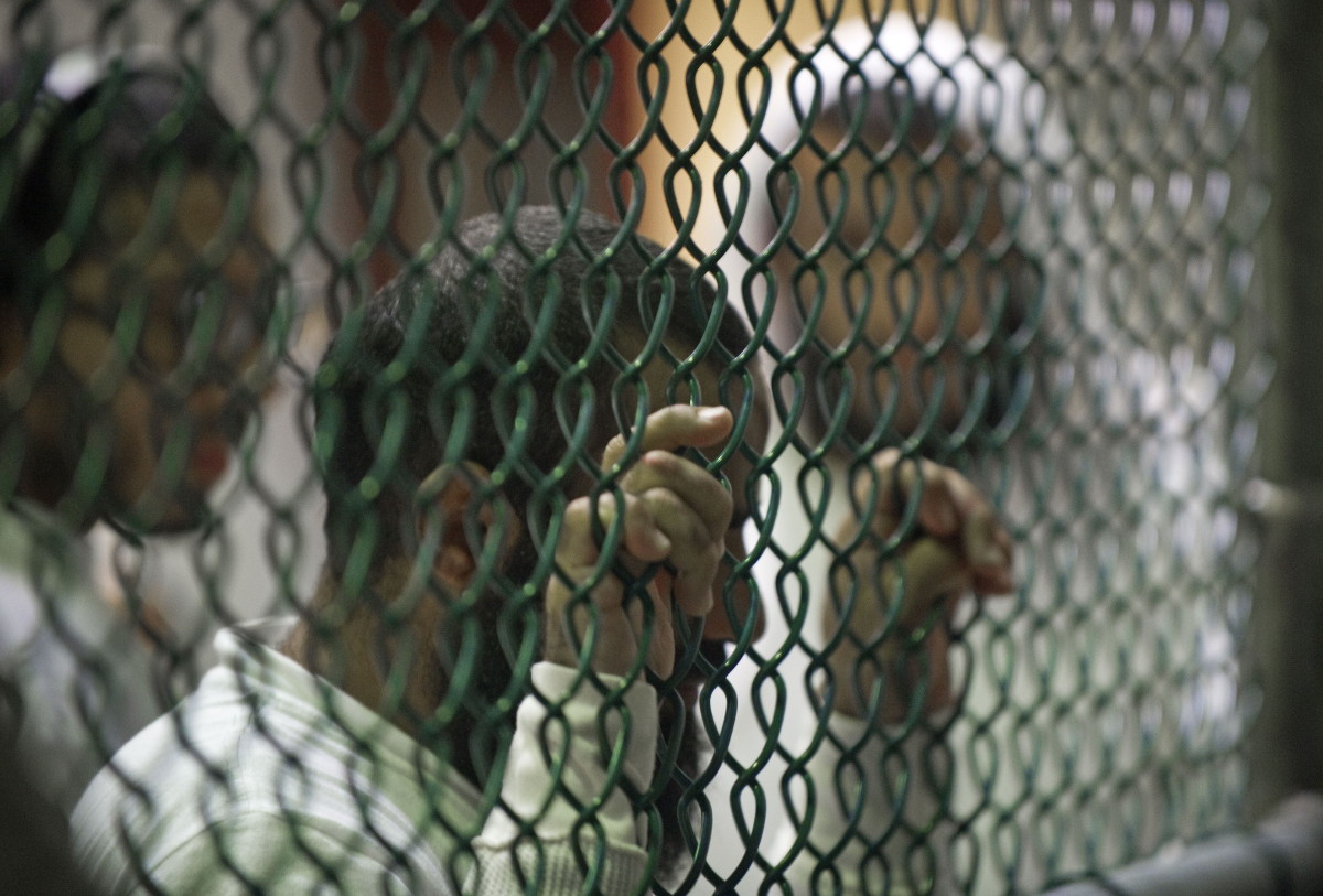 Total number of detainees that have been detained at the Guantanamo facility since the September 11, 2011 attacks. (Human Rig