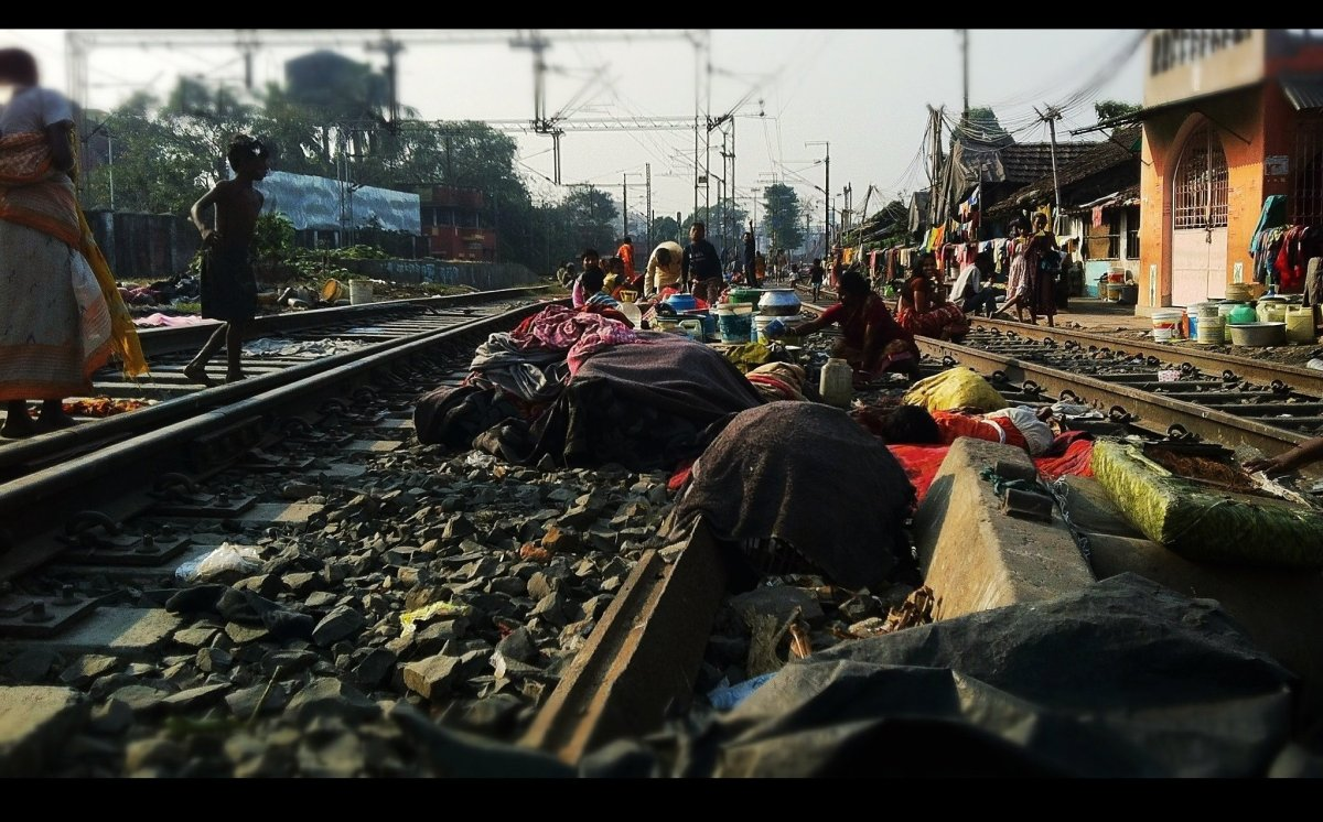 In Kolkata's metropolitan area of 14 million, the 13th-most populous in the world, slum dwellers are relatively lucky: At lea