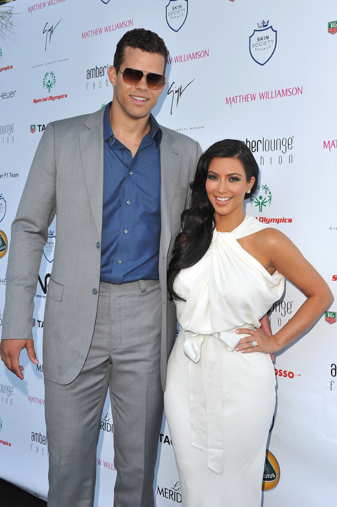 "In August 2011, Kim Kardashian and Kris Humphries were married in an estimated <a href=""http://www.hollywoodreporter.com/news"