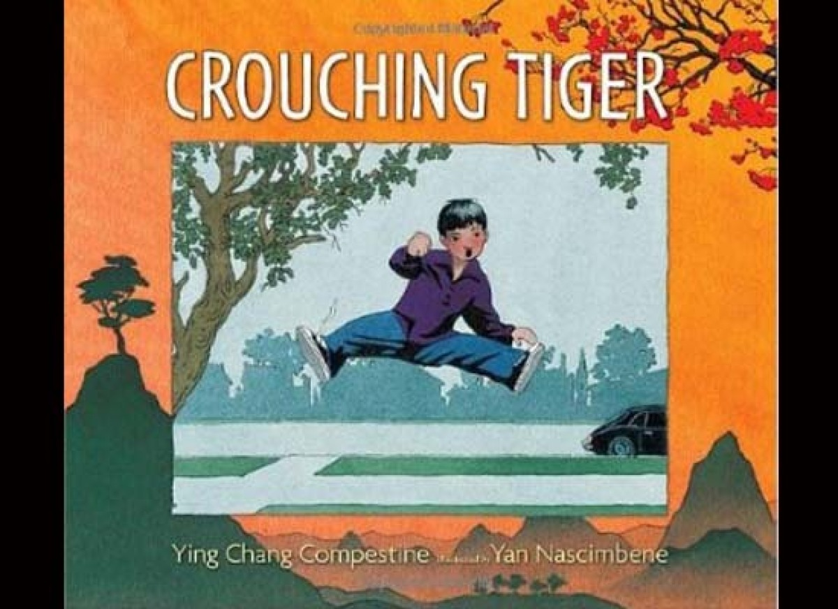 "<strong>For kids 6 and up --</strong> <em><a href=""http://www.commonsensemedia.org/book-reviews/crouching-tiger"" target=""_hpl"