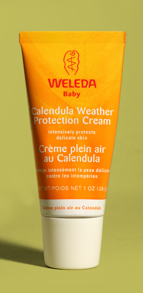 Even though this is for babies, it's excellent at fighting inflammation. Calendula contains antiseptic properties that calms