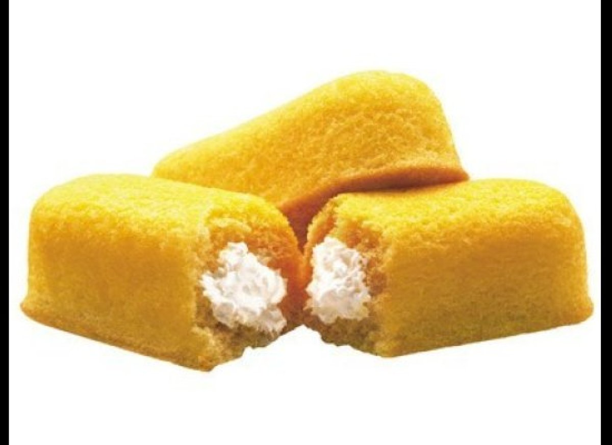 You don't have to eat Twinkies during this April Fool's Day race, but you get to shave two minutes off your total time if you