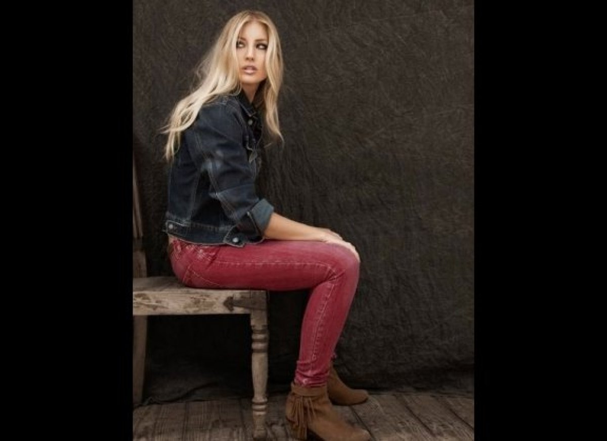 """Today, jeans come in all the colors of the rainbow. Boasting 12 hues, <a href=""""http://www.shopfuturestandard.com/product.php?"""