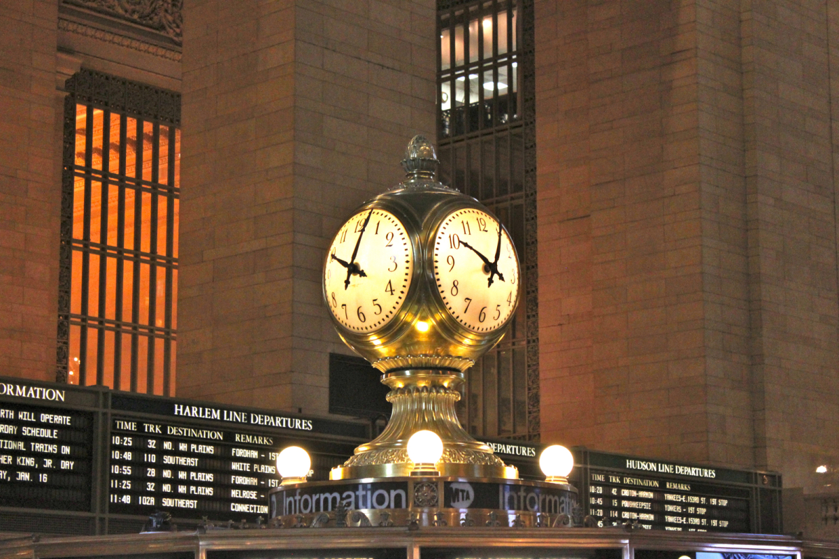 a history of the grand central station in new york city Grand central station in new york city is still one of the most historic and glamorous places in the city the sights in the travel hub during the 1940s may feature the same design details you can visit today (minus a few wartime-specific calls to action), the people are arguably the subjects in these throwback photos.