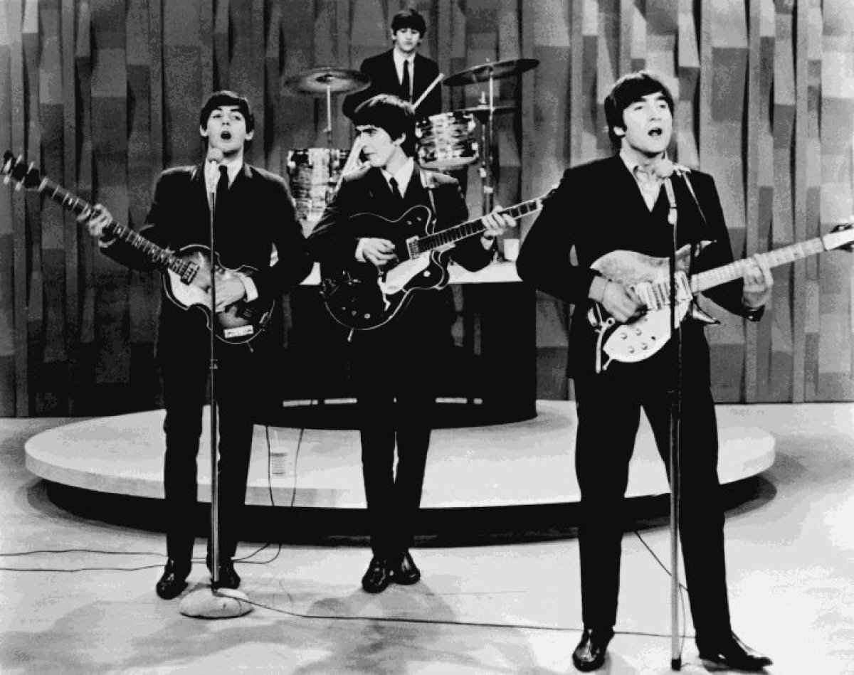 """rock and roll the beatles essay Elvis presley, the beatles, bob dylan, and the philosophy of rock and roll the key is the word """"feel"""" maxwell postulates that our society, on the cusp of rock and roll in the early 50′s, was reaching the pinnacle of the age of reason or rationale modes."""