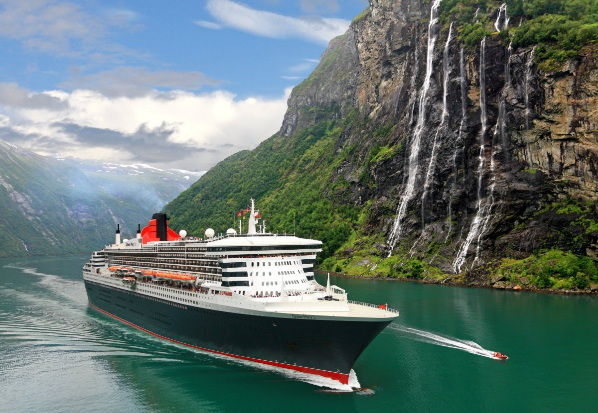 Cunard's three legendary liners exude the Old World elegance reminiscent of cruising's Golden Age. Several nods to tradition