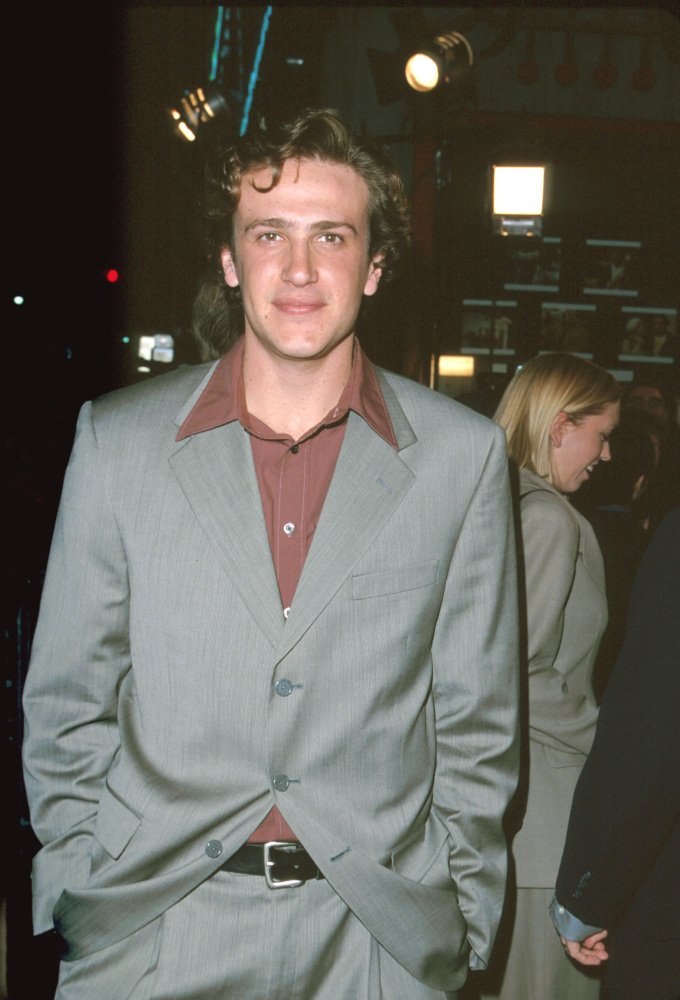 """Man on the Moon"""" - Hollywood Premiere in 1999."""
