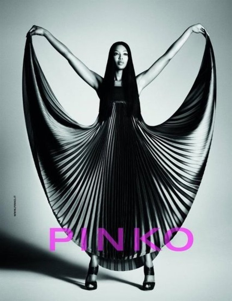 PINKO Spring 2012 Campaign
