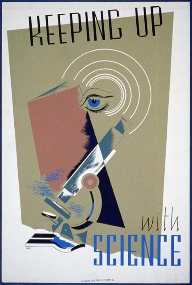 Shari Weisberg, artist Illinois : Federal Art Project, WPA, [between 1936 and 1939]