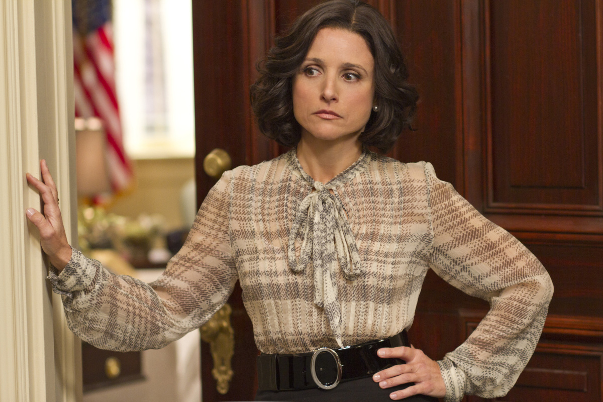 Image result for julia louis dreyfus veep