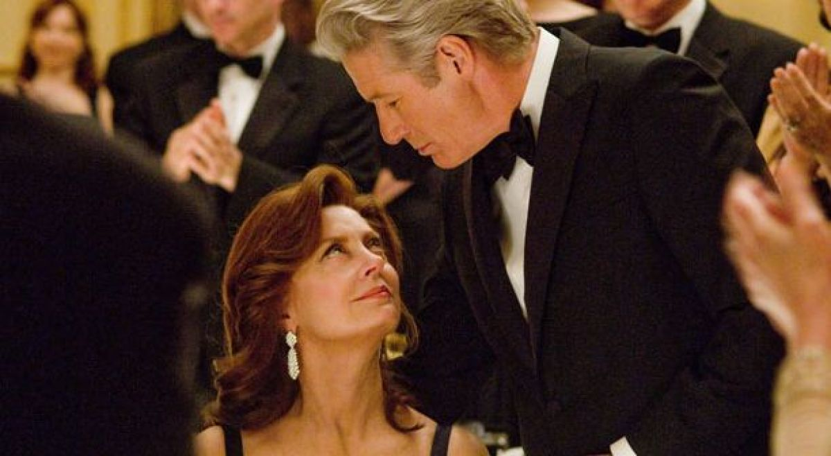 <strong>Why It Will Sell:</strong> A cast of well-known veterans (Richard Gere, Susan Sarandon) and hot rookies (Brit Marling