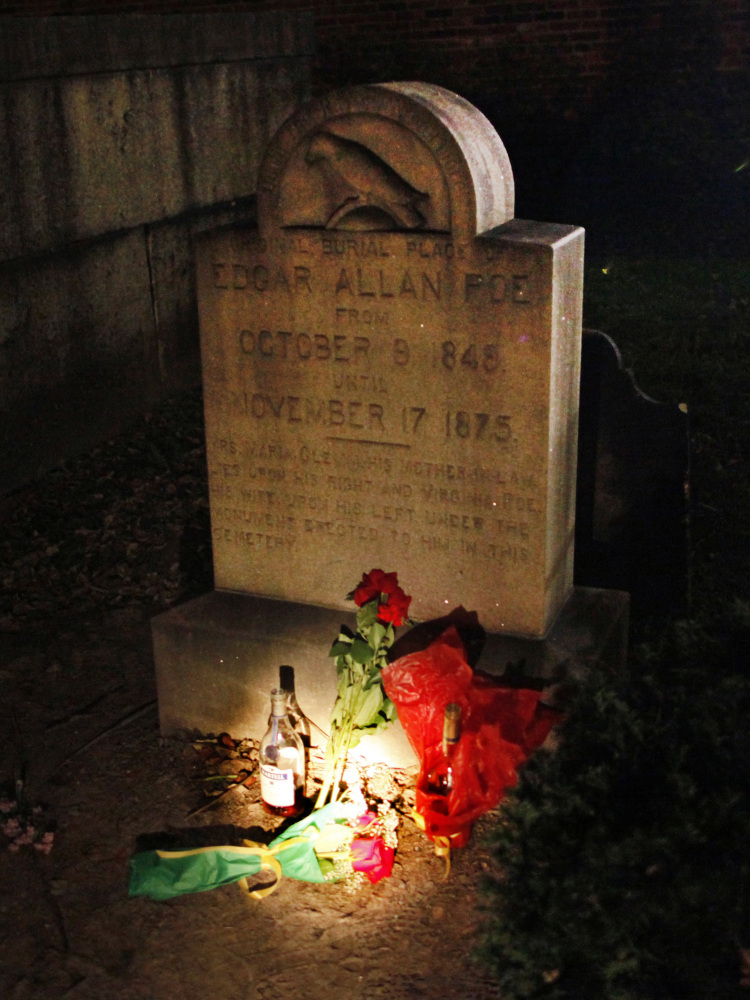 For 60 years, every January 19th, on the anniversary of Edgar Allan Poe's birthday, a mysterious figure would visit Poe's gra