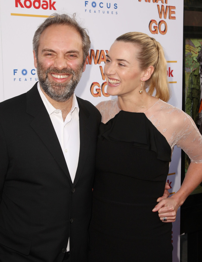 """The nearly seven-year marriage of Kate Winslet and Same Mendes <a href=""""http://www.people.com/people/article/0,,20351681,00.h"""