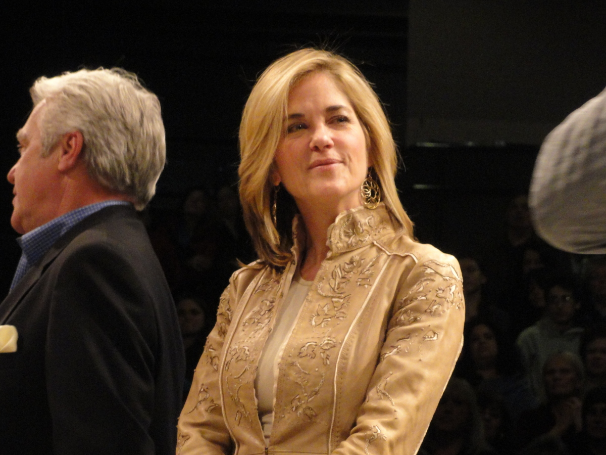 """Kassie DePaiva played the role of Blair Cramer on ABC's """"One Life to Live."""""""
