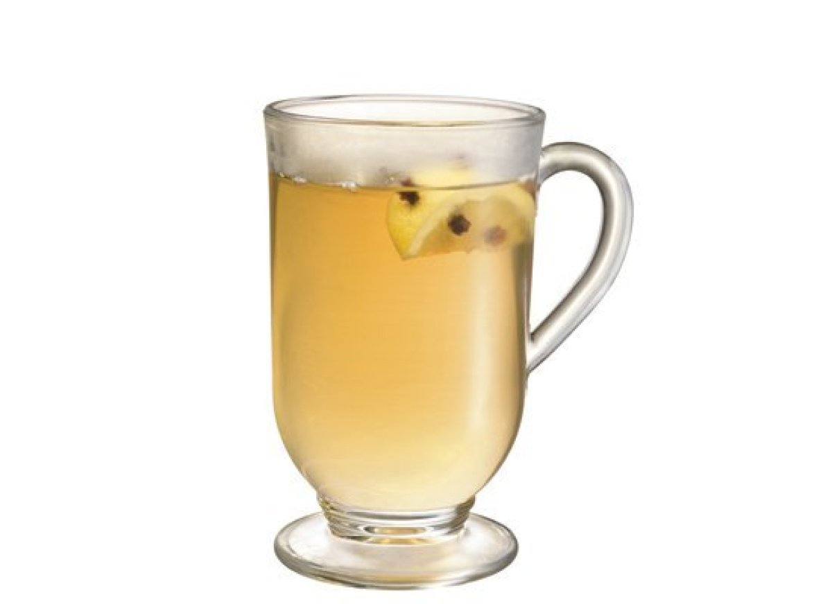 There's no more classic hot drink than the Hot Toddy, with its mix of spirit, sweetener, boiling water and citrus. This recip