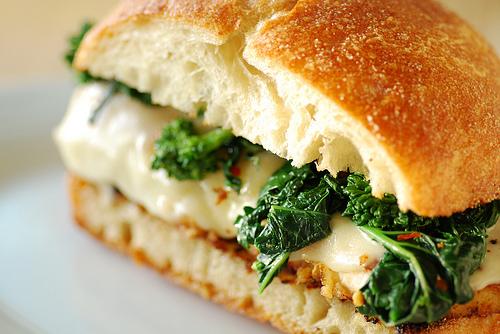 "<strong>Get the <a href=""http://foodblogga.blogspot.com/2009/06/whats-your-favorite-chicken-sandwich.html"">Italian Chicken Cu"