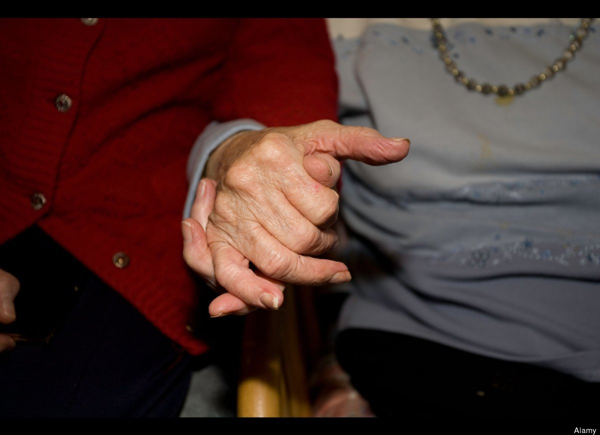 "In Oct. 2011, Gordon and Norma Yeager <a href=""http://www.huffingtonpost.com/2011/10/19/long-married-couple_n_1020085.html"" t"