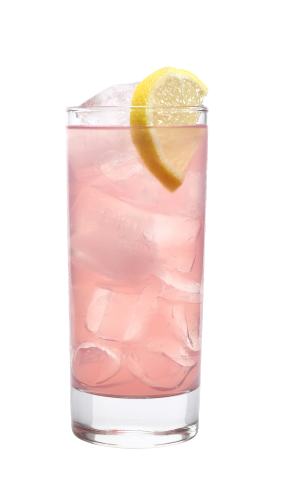 This refreshing cocktail goes down easily, is light on calories and even after a few, won't make the bridesmaid feel too heav