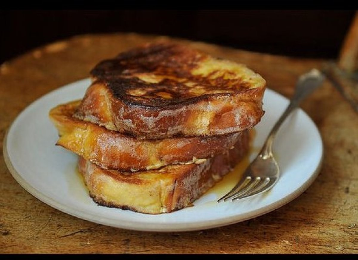 There's nothing to making this French toast. But there is one thing that makes it exceptional: cream. This recipe cuts to the