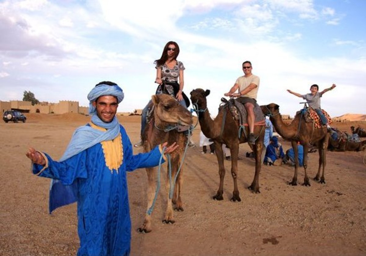 <strong>Kidtastic 1001 Arabian Nights</strong><strong>Why Morocco:</strong> Sun-drenched and treasure-packed, this culturally