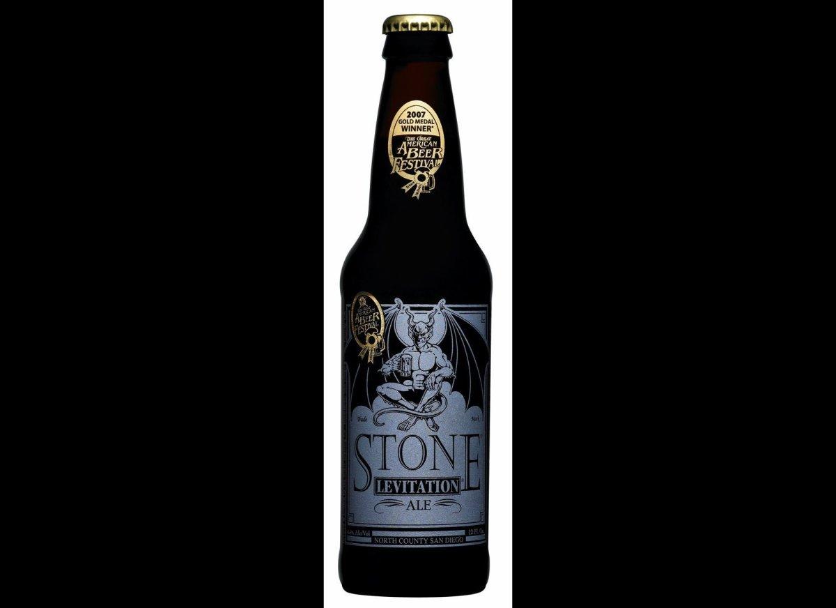 "<strong><a href=""http://www.stonebrew.com/home.asp"" target=""_hplink"">Stone Levitation Ale</a></strong><em>Escondido, Californ"