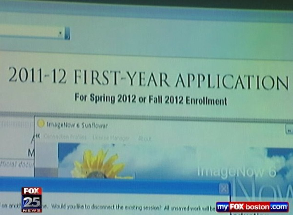 In late 2011, Fox News explored the ins-and-outs of making a college application stand out from the rest.