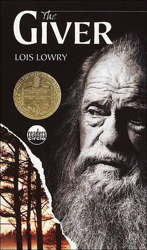 Lois Lowry's 1993 novel, about a dystopian society in which the government has outlawed love and grief, was one of the year's