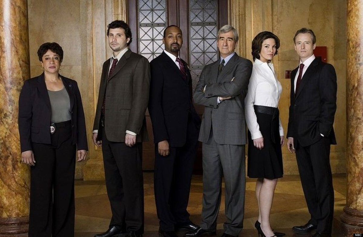 """Missing the """"Law & Order"""" mothership? Have no fear, there's an all-day marathon on TNT starting at 4 a.m. EST."""