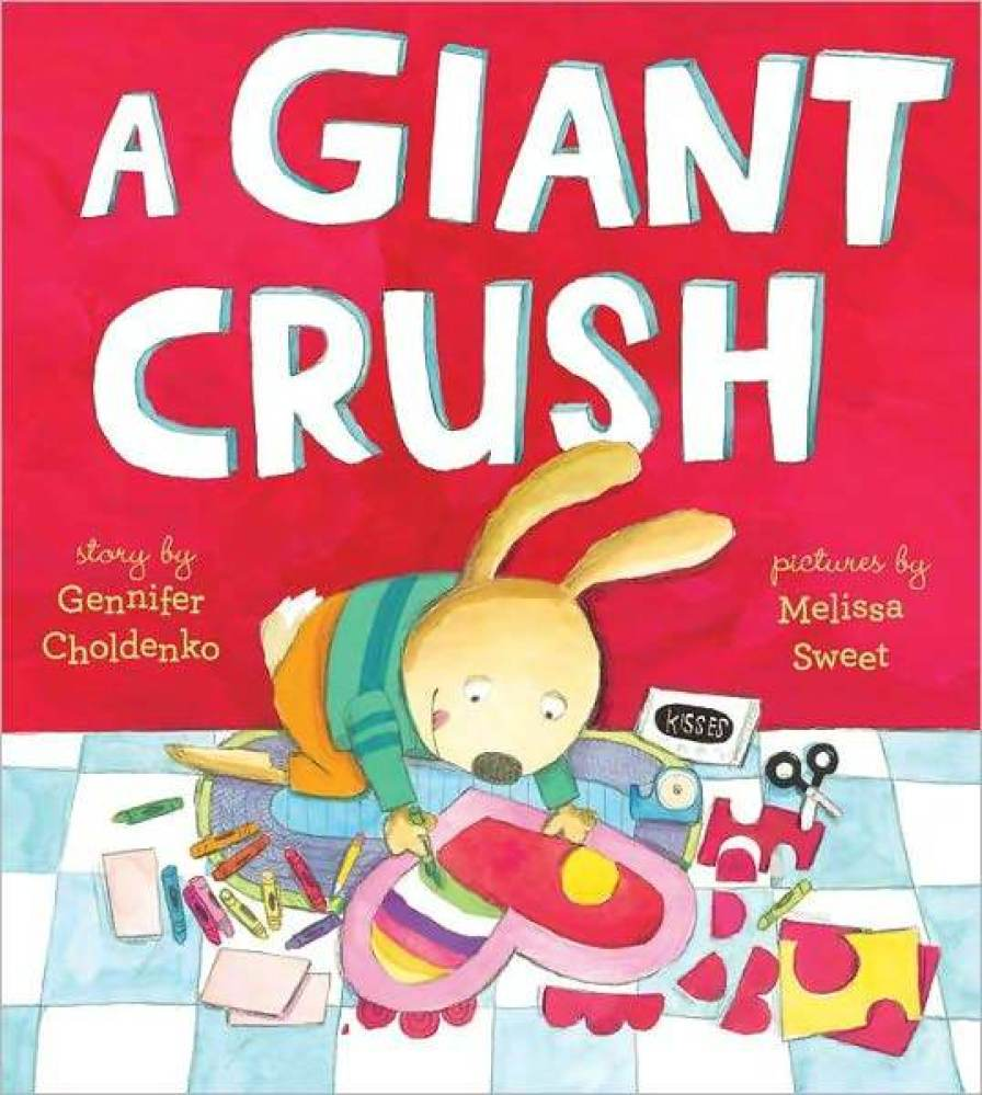"Putnam Juvenile | $11.55 | <a href=""http://www.amazon.com/Giant-Crush-Gennifer-Choldenko/dp/0399243526/ref=sr_1_1?s=books&ie="