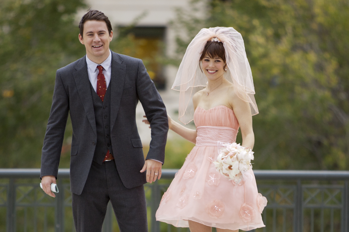 Channing Tatum and Rachel McAdams co-star in The Vow: Pictures: Sony Pictures