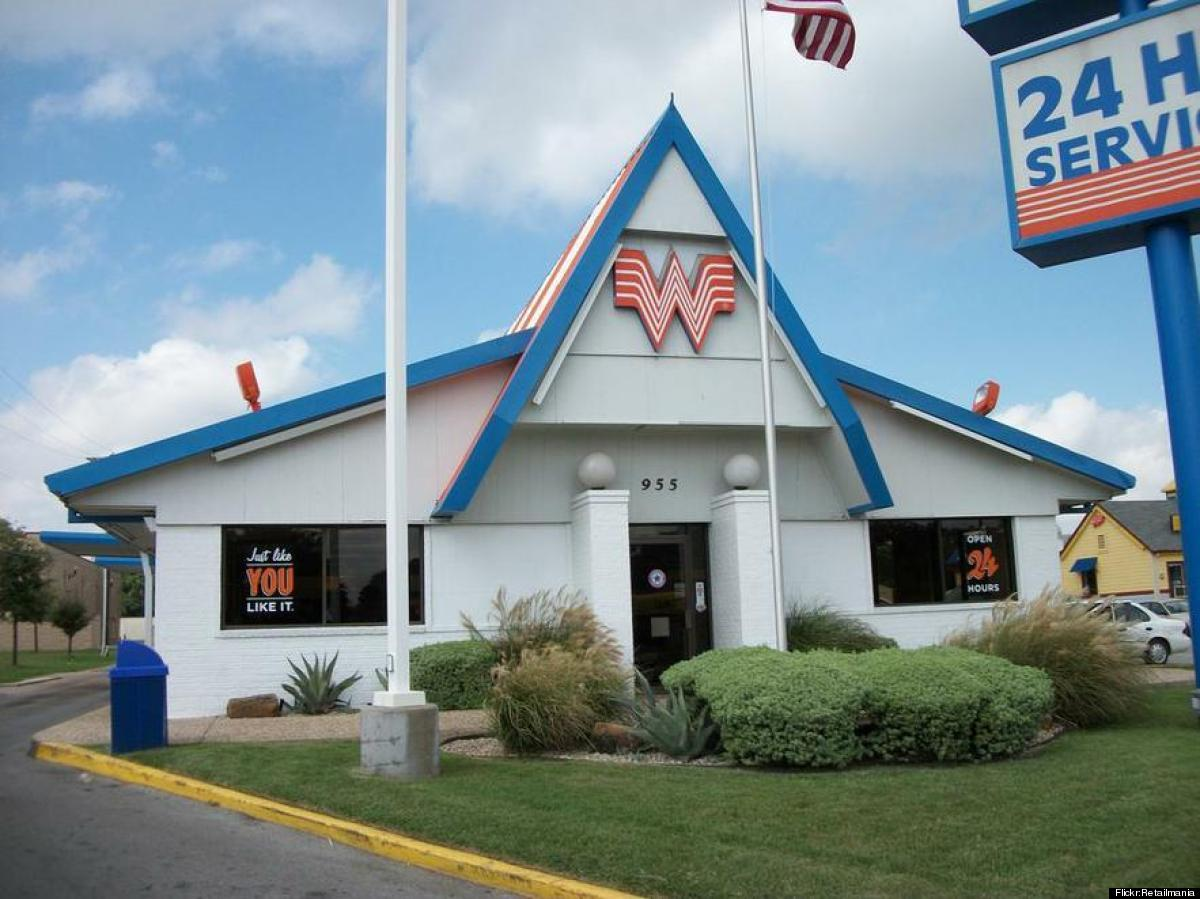 Whataburger has been in the fast food business since 1950, as long as almost anyone out there. But perhaps because they've be