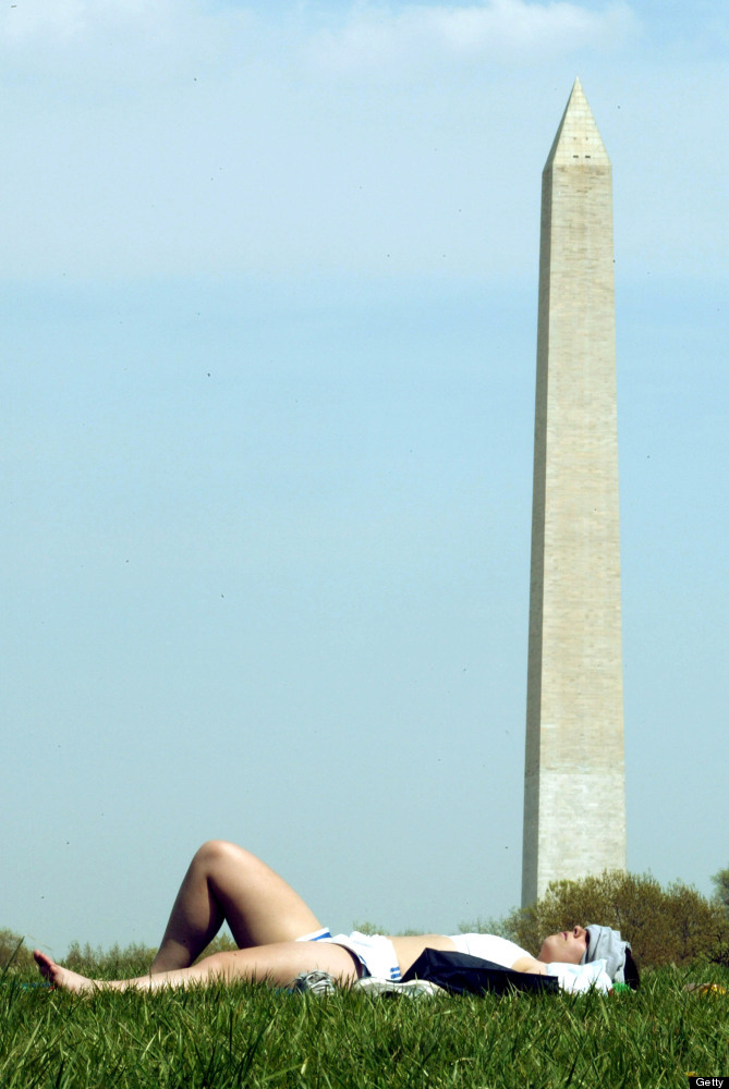 <em>Mens Health</em> grades the nation's capital an A+, finding that Washington, D.C. is the best city in the country for fin