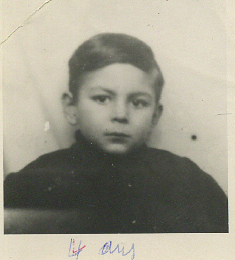 My father Roland Thau, a French Jew who escaped the Holocaust, immigrated to the U.S. after the war at the age of 14.   In 19