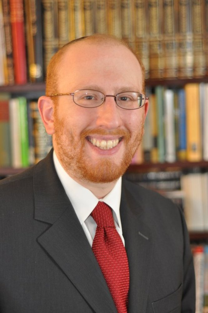 Rabbi Josh Yuter is not only a pulpit rabbi. He's a popular blogger, tweeter and podcaster (his Jewish-themed podcasts were d