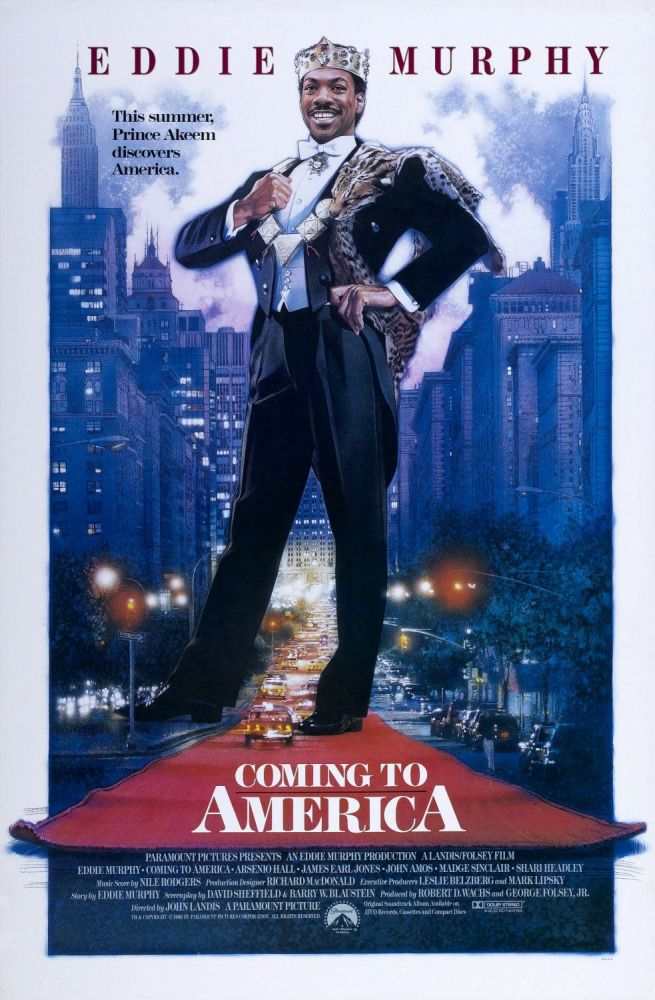 Writer Art Buchwald sued Paramount Pictures, claiming that they stole his idea for 'Coming to America.' Buchwald won the laws