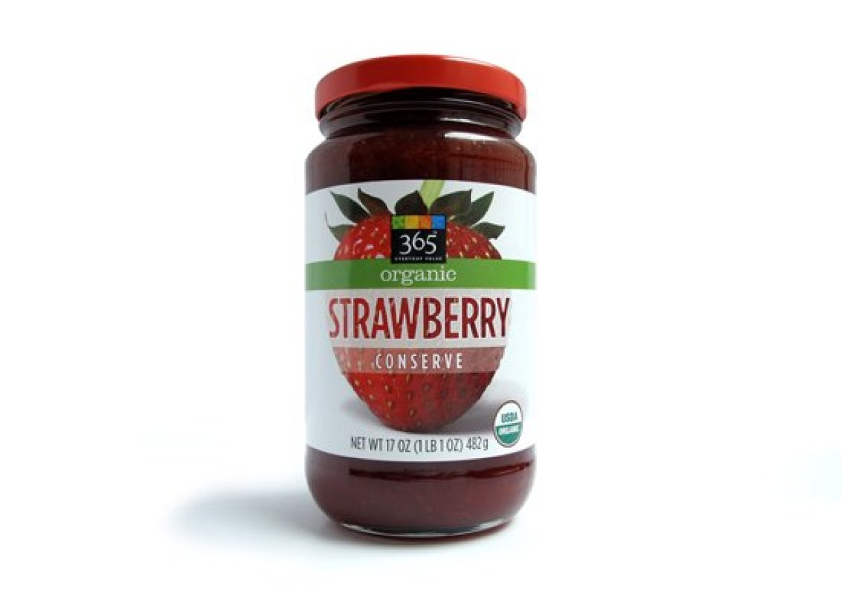 """<b>Comments:</b> """"Tastes like a classic. Pleasant and inoffensive."""" """"Weird apple sauce texture."""" """"Pure strawberry flavor."""""""