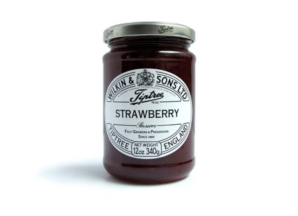 """<b>Comments:</b> """"Way too sugary. Where are the strawberries?"""" """"This made me wince."""" """"Tastes more like raspberry."""" """"Thick and"""