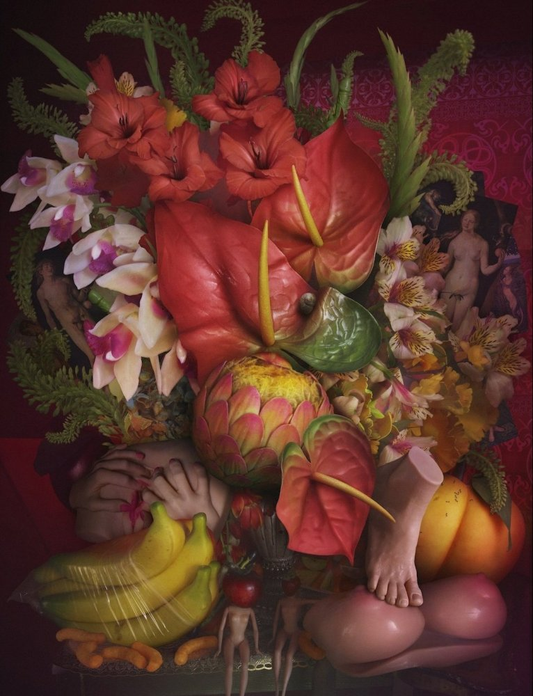 <em>The Lovers</em>, 2011