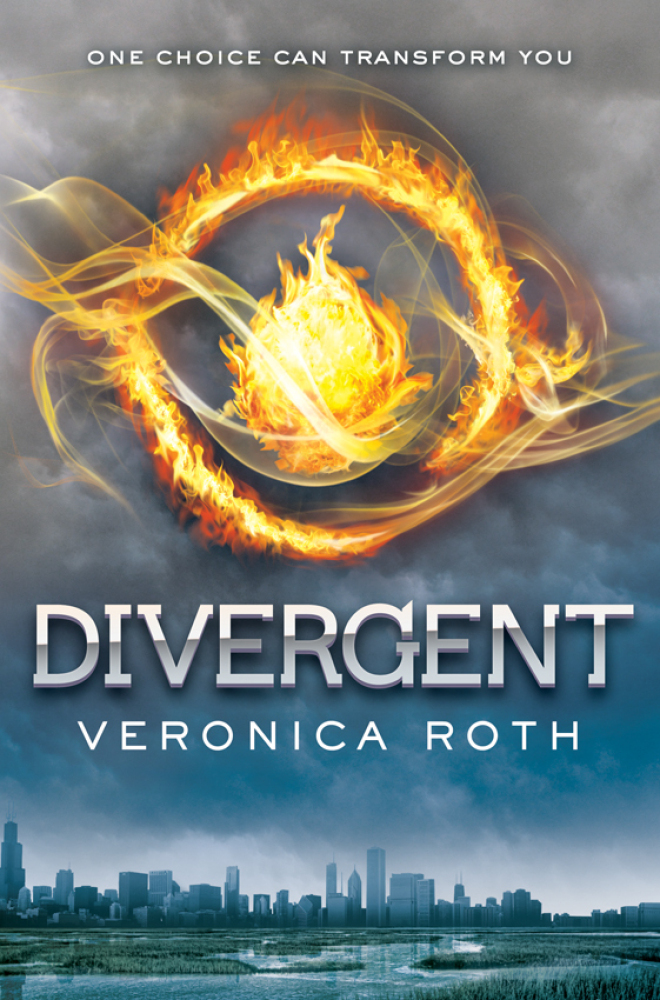 """<a href=""""http://veronicarothbooks.blogspot.com/p/books.html"""" target=""""_hplink"""">Book: """"Divergent"""" by Veronica Roth</a>  While"""