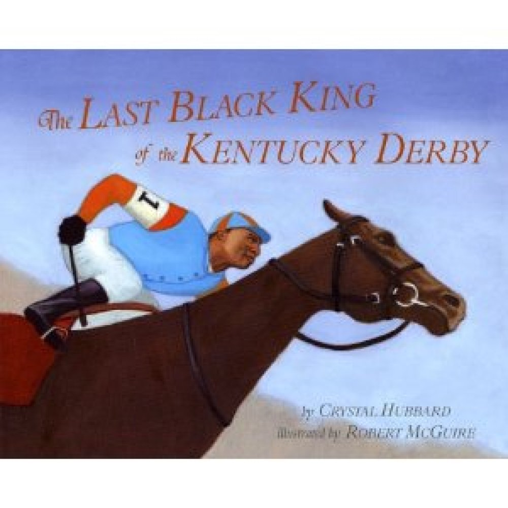 Born into an African American sharecropping family in 1880s Kentucky, Jimmy Winkfield grew up loving horses. The large, power