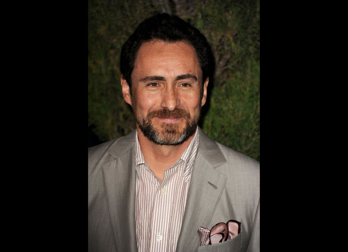 Mexican actor Demi&aacuten Bichir is nominated for this year's Academy Award under the category of 'Best Actor' for the film