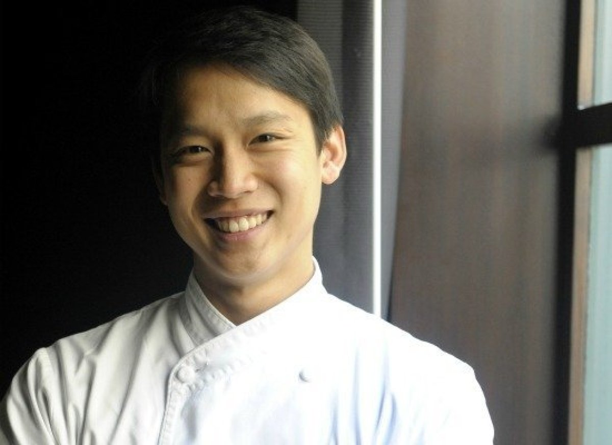 """Pastry Chef, <a href=""""http://www.zagat.com/r/fifth-floor-san-francisco"""" target=""""_blank"""">Fifth Floor</a><br><strong>Why he"""