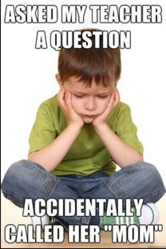 First Grade Problems Meme Finds Humor In Little Kid Dilemmas